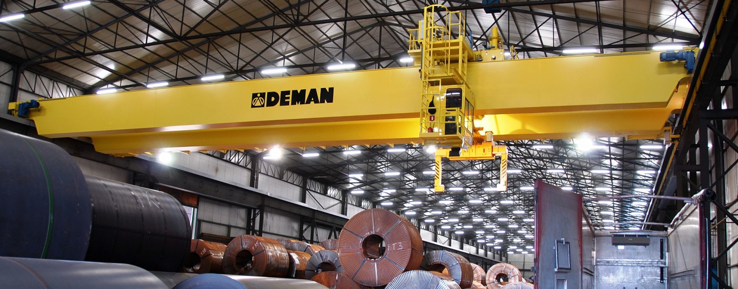 Cranes Products Deman For Performing Frequent Hoist Control Suspended From Overhead Crane Process