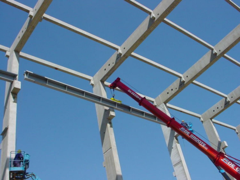Crane runway beams - Products - Deman