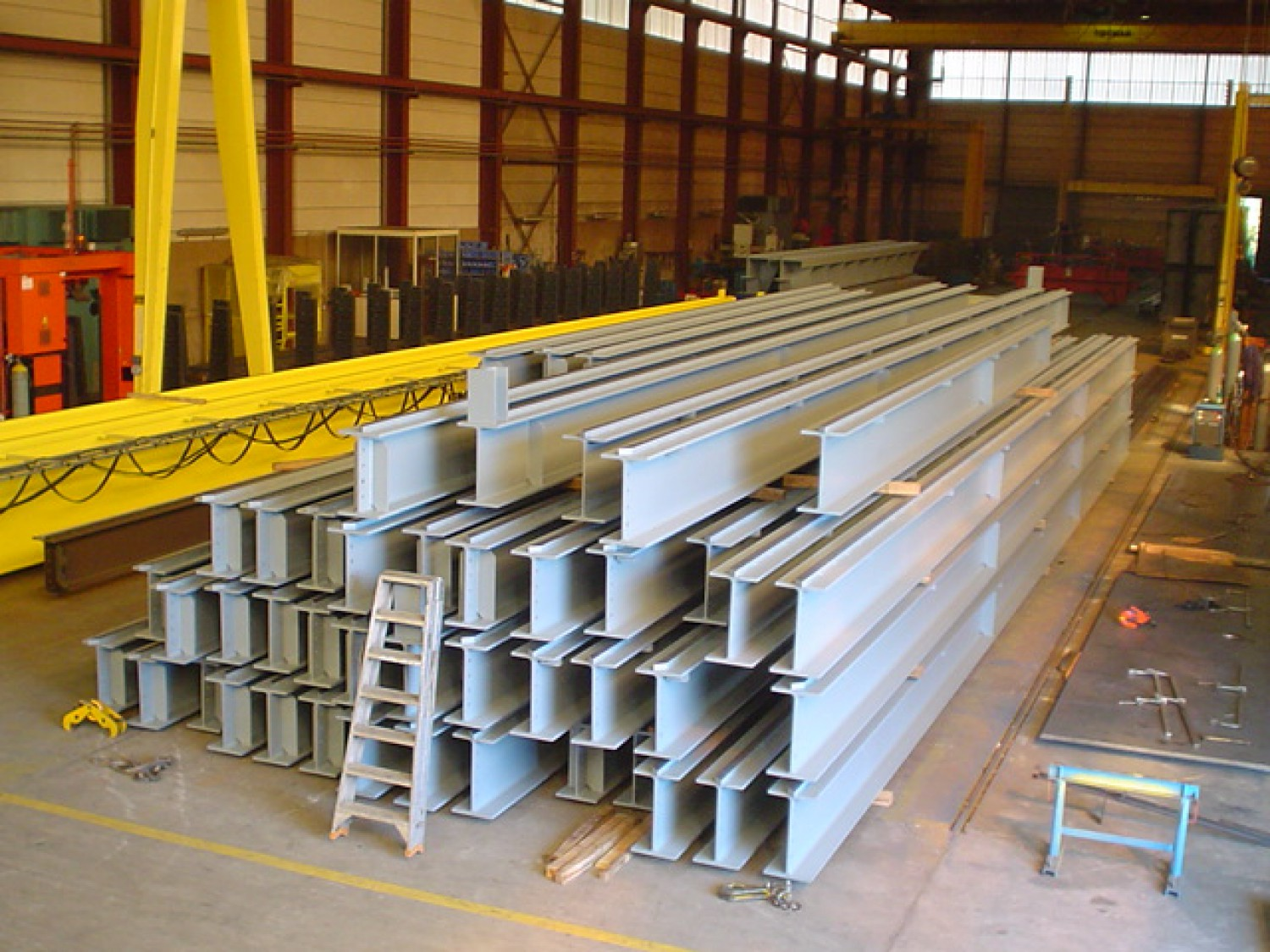 Crane runway beams - Products - Deman